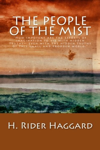 9781508491101: The People of the Mist