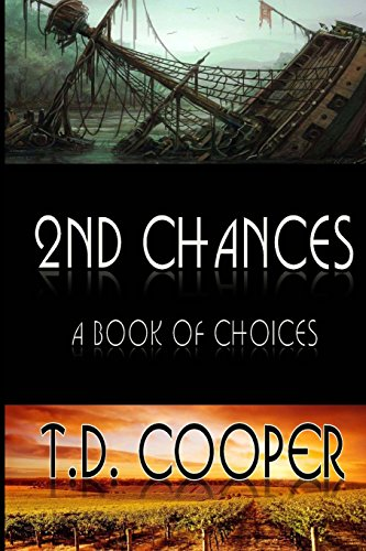 2nd Chances: A Book of Choices (Volume 1): Cooper, T D; Constantino, Bruce A