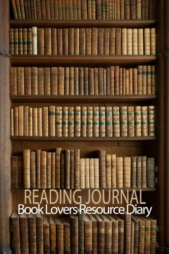 Reading Journal : Book Lovers Resource Diary: Blank Books 'N'