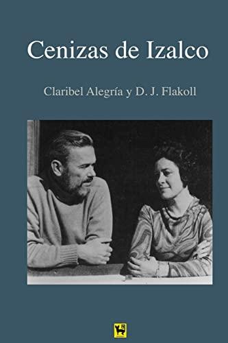 Cenizas de Izalco (Spanish Edition): Claribel AlegrÃa