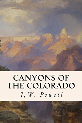9781508504344: Canyons of the Colorado