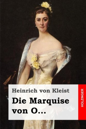 9781508511816: Die Marquise von O...
