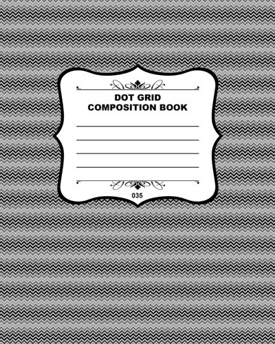 9781508516842: Dot Grid Composition Book 035: Fusello Notebooks - A Top Quality Brand