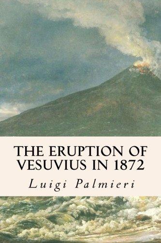 9781508526247: The Eruption of Vesuvius in 1872
