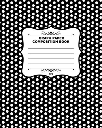 9781508529569: Graph Paper Composition Book 029: Fusello Notebooks - A Top Quality Brand