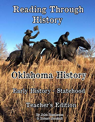 9781508530374: Oklahoma History Early History through Statehood (Volume 1)