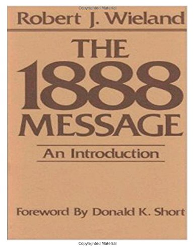 9781508534662: 1888 Message: An Introduction (Spanish Edition)