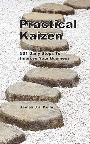 Practical Kaizen: 501 Daily Steps To Improve Your Business: Kelly, Mr James J