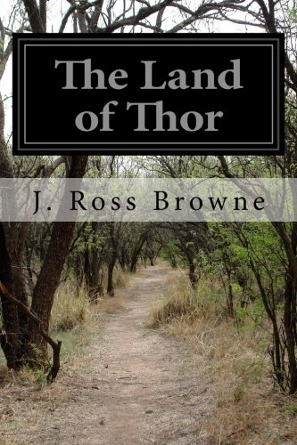 9781508541486: The Land of Thor
