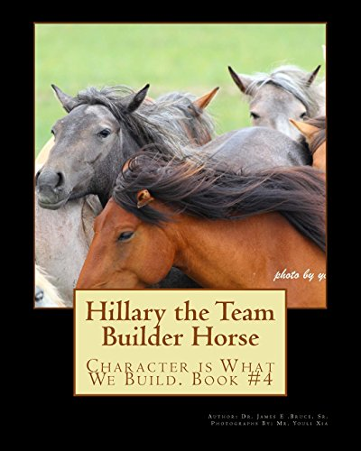 9781508546795: Hillary the Team Builder Horse: Character is What We Build (Volume 4)