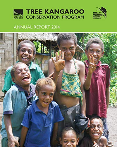 9781508555339: 2014 Tree Kangaroo Conservation Program Annual Report