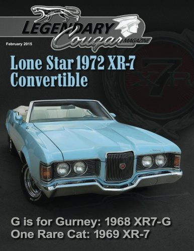 9781508555698: Legendary Cougar Magazine Volume 1 Issue 5