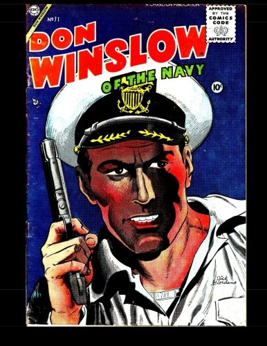 9781508557302: Don Winslow Of The Navy #71: Adventure Comic from the 50's