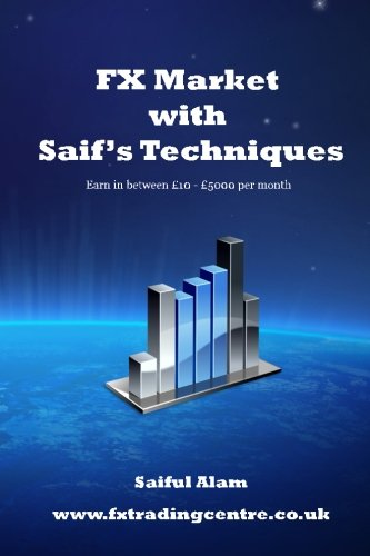 9781508560883: FX Market with Saif's Techniques: Learn to Trade in FX Market with Profitable Return
