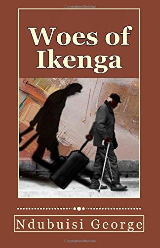 9781508563112: Woes of Ikenga