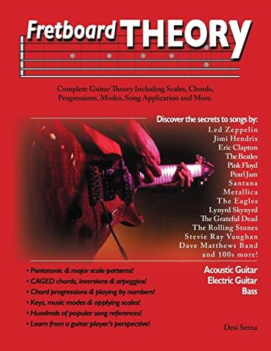 9781508566595: Fretboard Theory (Volume 1)