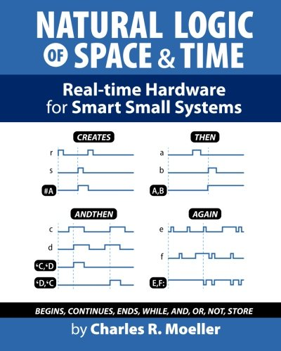9781508580355: Natural Logic of Space and Time: Real-time Hardware for Smart Small Systems