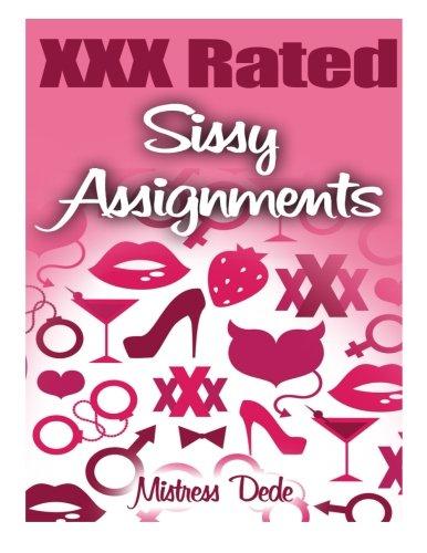 9781508583509: XXX Rated Sissy Assignments (Sissy Boy Feminization Training)
