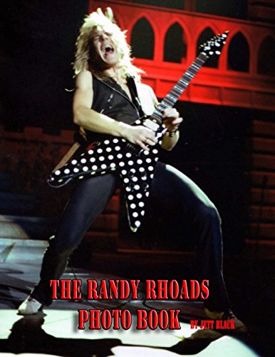 9781508594253: The Randy Rhoads Photo Book