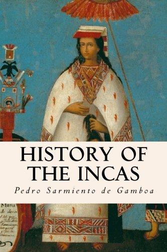9781508600466: History of the Incas