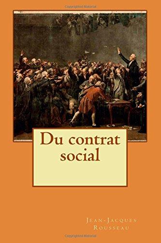 9781508601098: Du contrat social (French Edition)