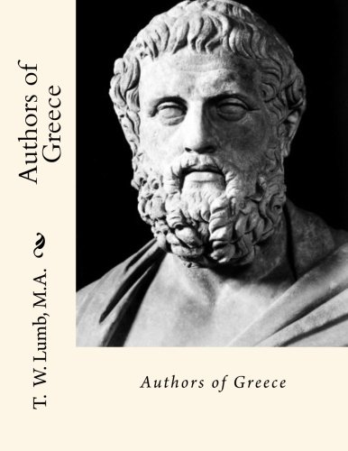 9781508607304: Authors of Greece