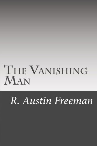 9781508621744: The Vanishing Man