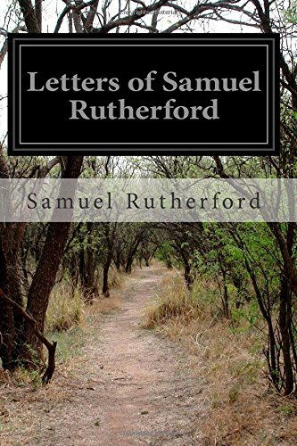9781508623762: Letters of Samuel Rutherford
