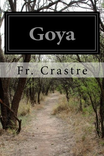 9781508640943: Goya