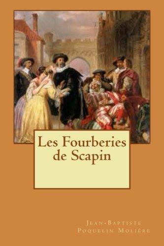 9781508644507: Les Fourberies de Scapin