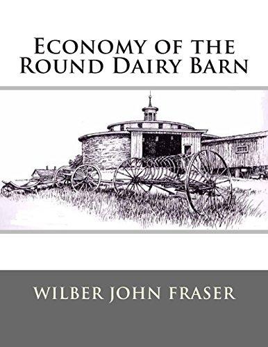 9781508645894: Economy of the Round Dairy Barn