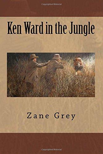 9781508654117: Ken Ward in the Jungle