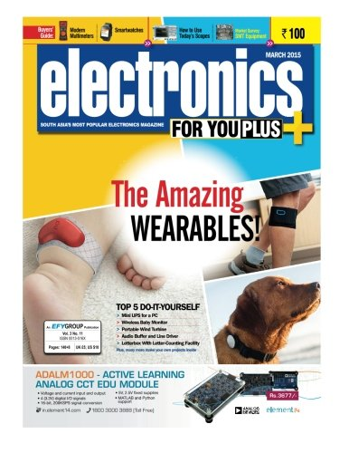 9781508659112: Electronics for You, March 2015: March 2015 (Volume 47)