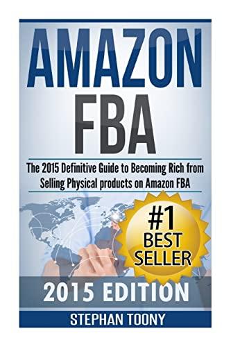 Amazon FBA: Toony, Stephan