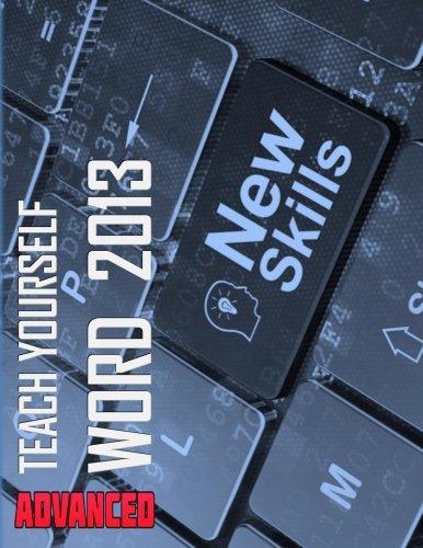9781508685906: Teach Yourself Word 2013 Advanced