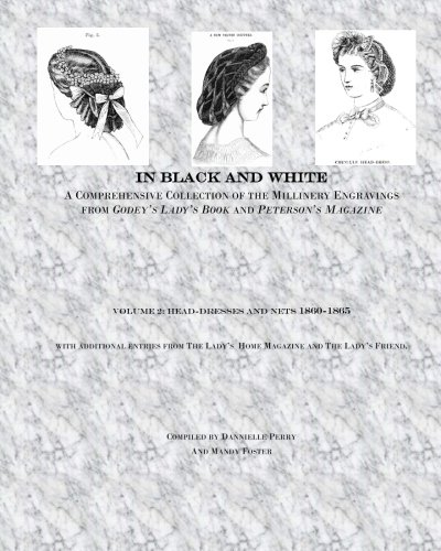 9781508687894: In Black and White: Head-Dresses and Nets: Volume 2