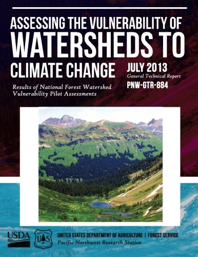 9781508690832: Assessing the Vulnerability of Watersheds to Climate Change