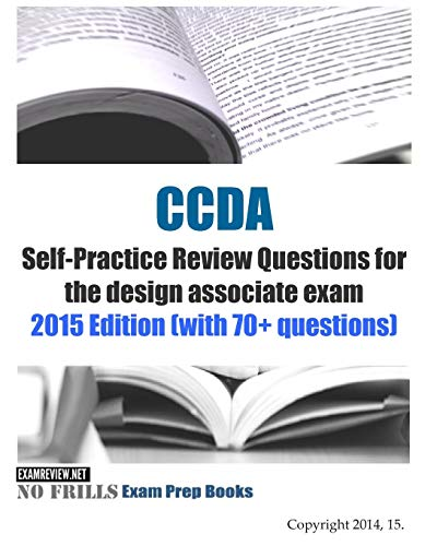 9781508693406: CCDA Self-Practice Review Questions for the design associate exam: 2015 Edition (with 70+ questions)