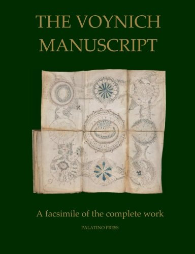 9781508697862: The Voynich Manuscript: A facsimile of the complete work