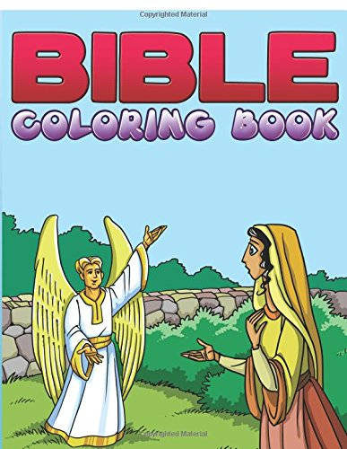 9781508726463: Bible Coloring Book