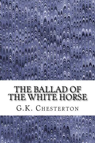 9781508732037 The Ballad Of The White Horse Gk Chesterton