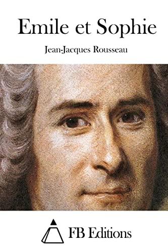 9781508740971: Emile et Sophie (French Edition)