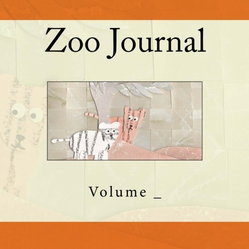 9781508744191: Zoo Journal: Tiger Cover (S M Kids Journals)