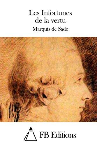 9781508746089: Les Infortunes de la vertu (French Edition)