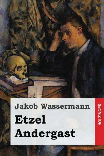 9781508748267: Etzel Andergast (German Edition)