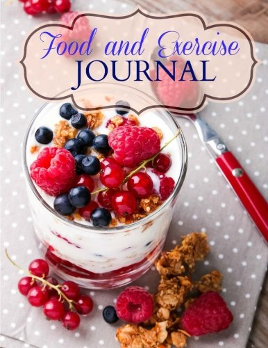 9781508750413: Food and Exercise Journal