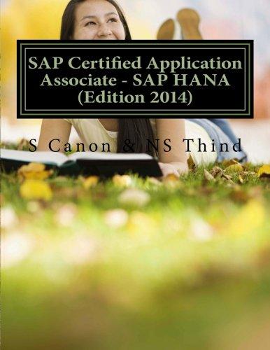 9781508751342: SAP Certified Application Associate - SAP HANA (Edition 2014)