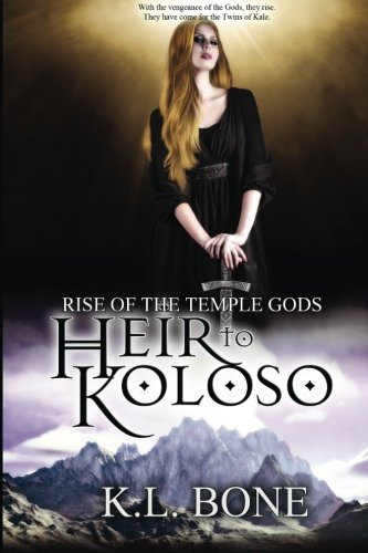 9781508753919: Heir to Koloso (Rise of the Temple Gods) (Volume 2)
