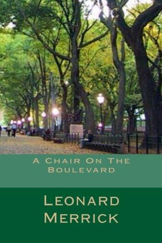 9781508758150: A Chair On The Boulevard