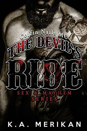 9781508762874: The Devil's Ride (gay biker MC erotic romance novel) (Sex & Mayhem Book 2) (Volume 2)